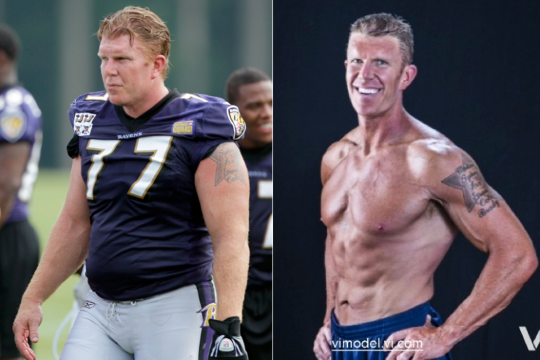 Former Ravens OL Matt Birk Is Looking Ripped Only 8 Months After Retirement