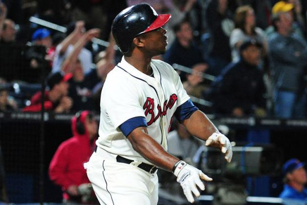 Predicting Atlanta Braves' Starting Lineup Next Season