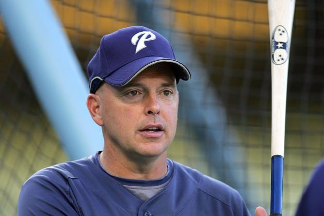 Report: Joyner to Return as Asst. Hitting Coach