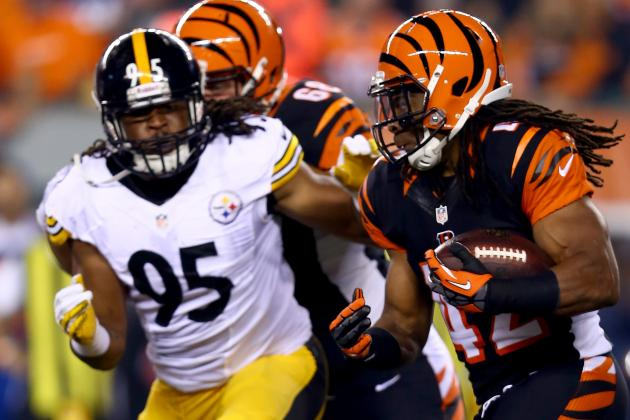 Steelers Announce Jarvis Jones Has a Concussion