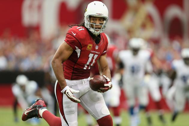 Larry Fitzgerald's Updated 2013 Fantasy Outlook Heading into Week 7