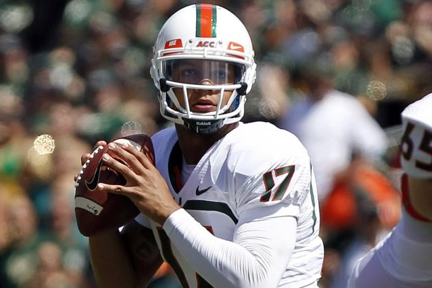 Miami vs. UNC: Why Hurricanes Will Cruise in ACC Clash