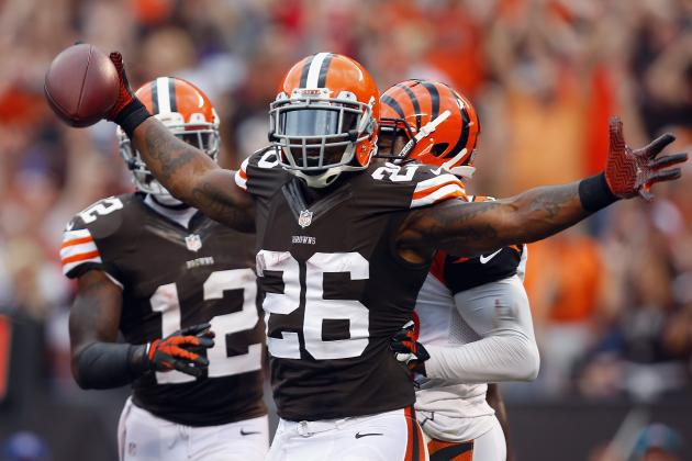 Browns RB Willis McGahee Sits out Practice Today