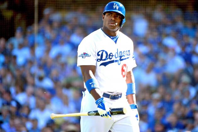 How Yasiel Puig Has Evolved During the 2013 NLCS