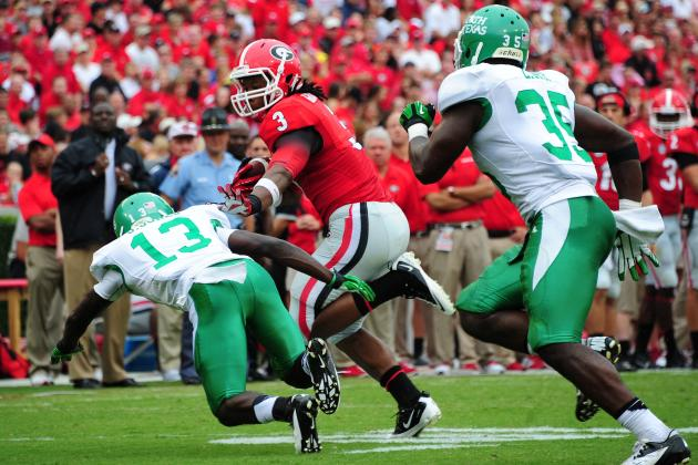 Georgia Football: Proof Todd Gurley Is More Important Than We Ever Thought