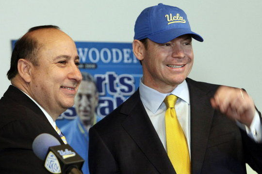 UCLA Coach Jim Mora Points to Alabama Mindset for Building the Bruin Program