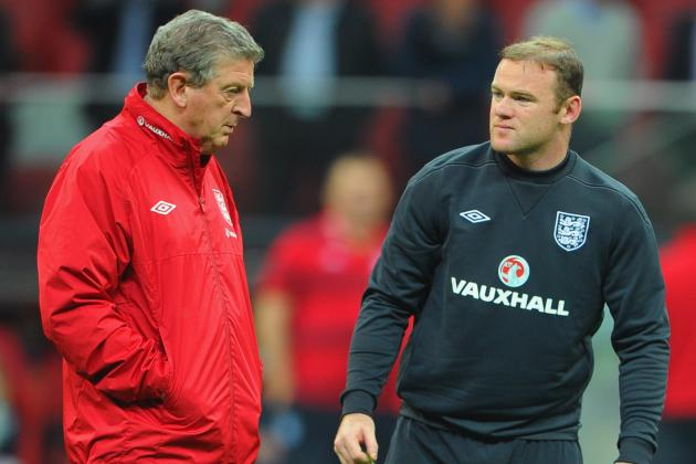 Wayne Rooney Leads Support for Roy Hodgson over Andros Townsend Comment