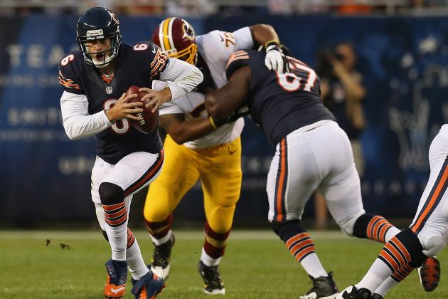 Bears vs. Redskins: Behind Enemy Lines with Redskins Columnist James Dudko
