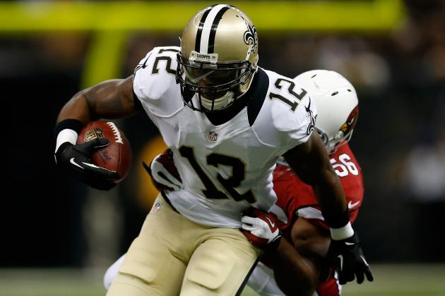 Fantasy Football: Should You Buy Low on Marques Colston?
