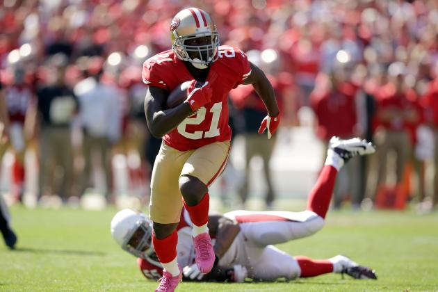 San Francisco 49ers: Why Running Game Will Be Critical Against Titans in Week 7