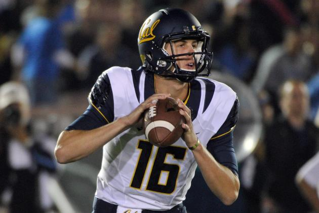 Cal, OSU QBs' Dads Starred at San Rafael