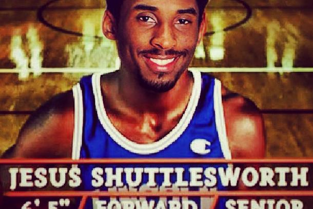 Kobe Bryant Declined Jesus Shuttlesworth Role Before It ...