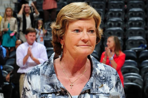 Tennessee to Dedicate Summitt Plaza on Nov. 22
