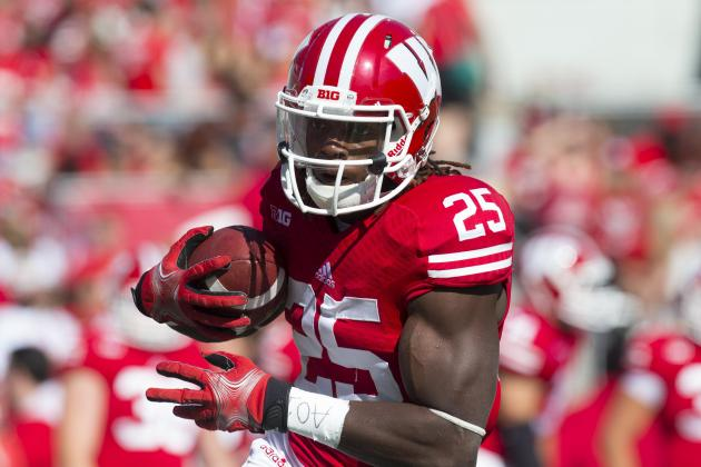 Badger Running Game Poses a Tall Order for Illini Defense