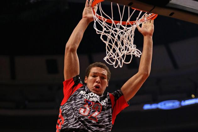 Videos: UA Freshman Gordon Picked as Best Dunker in College Basketball