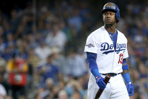Who Is Most to Blame for Los Angeles Dodgers' Series Deficit?