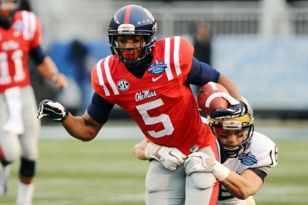 Ole Miss Football: What Rebels Must Do to Have Upset Shot Against No. 6 LSU