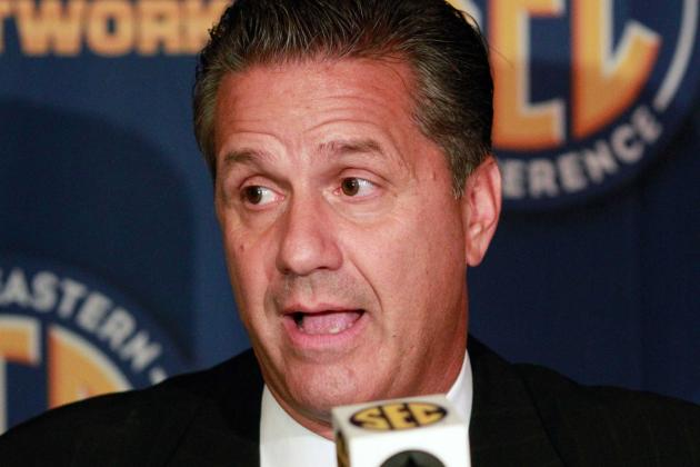 Video: Kentucky's Calipari on hype