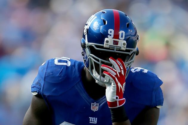 Jason Pierre-Paul Is Taking Struggles to Heart, Says Justin Tuck