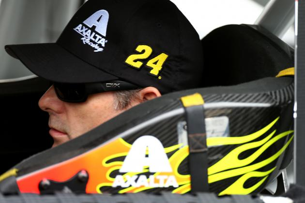 Will Talladega Be Right Place and Time for Jeff Gordon to Shake Up 2013 Chase?