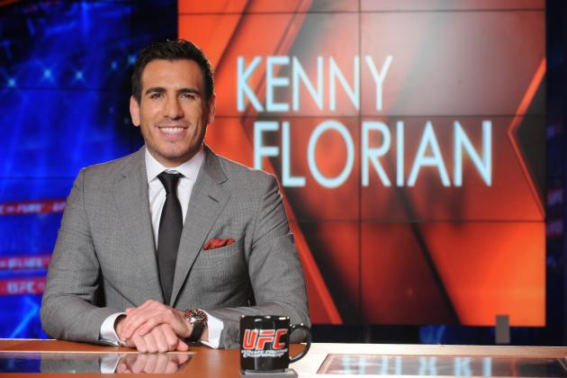 Dropping Knowledge: Kenny Florian Gives His Breakdown of UFC 166