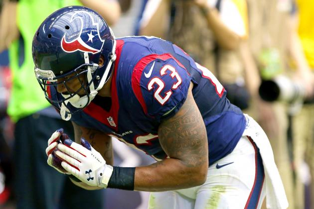 Fantex Holdings Will Allow Fans to Buy, Sell Stock in Arian Foster, Pro Athletes