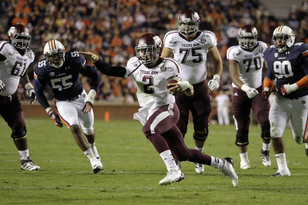 Auburn vs. Texas A&M:  Live Game Grades and Analysis for the Tigers