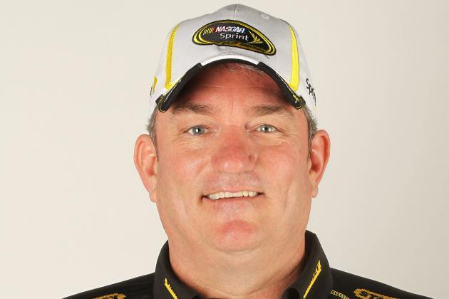 NASCAR Suspends Todd Parrott Indefinitely
