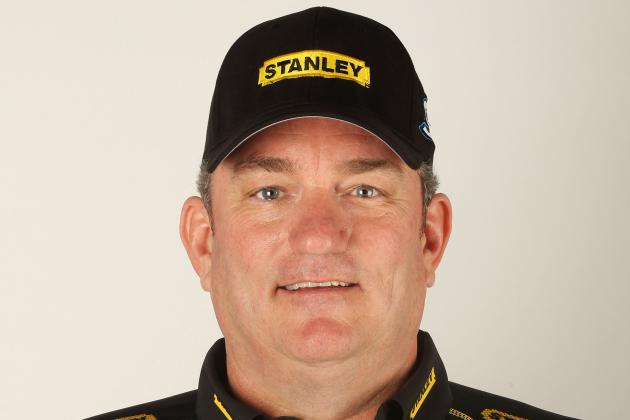 Todd Parrott Suspended by NASCAR for Violating Substance Abuse Policy
