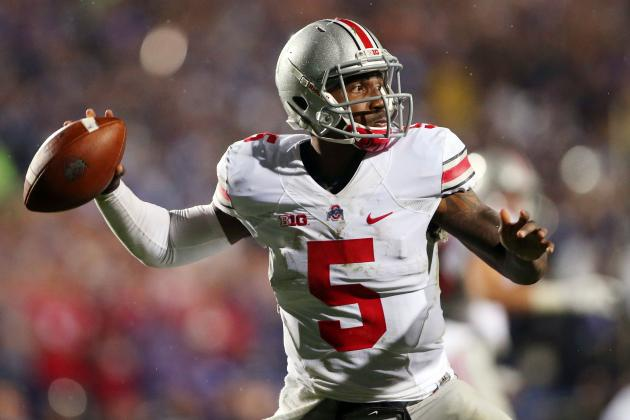 Braxton Miller: 'I Just Wasn't My Old Self' vs. Northwestern
