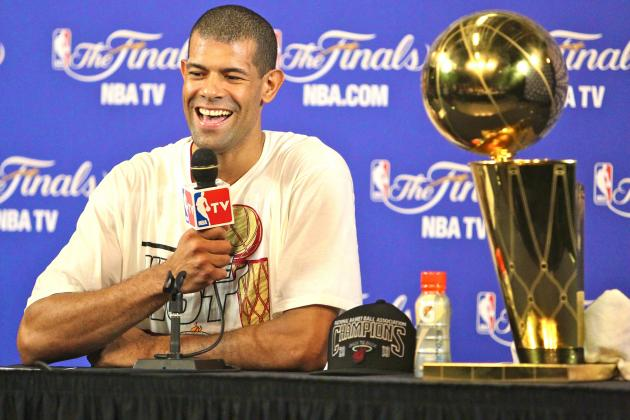 Frustration to Validation: Shane Battier Not Looking Back in Anger