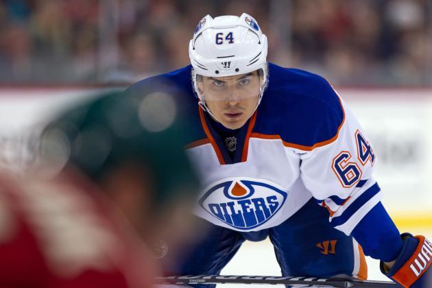 Breaking Down Nail Yakupov's Trade Value for Edmonton Oilers