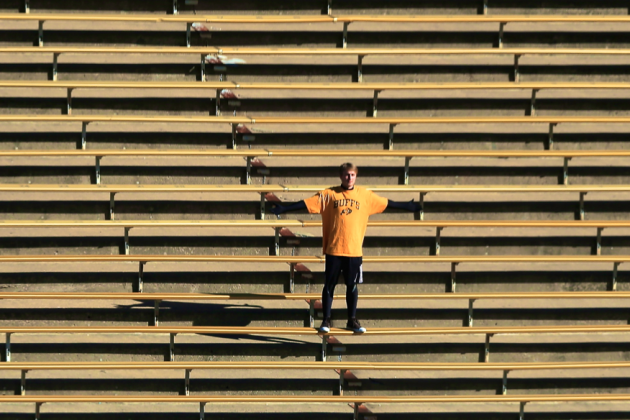 Where Did All the College Football Fans Go?