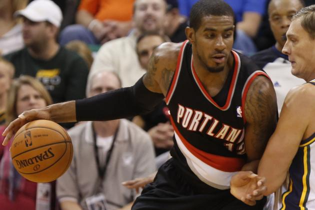 Reports: Aldridge Sits Practice with Left Knee Pain