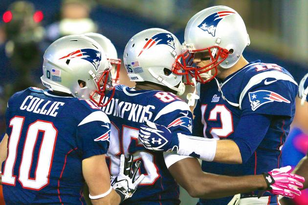 Tom Brady Mic'd Up During Patriots' Come-from-Behind Victory over Saints