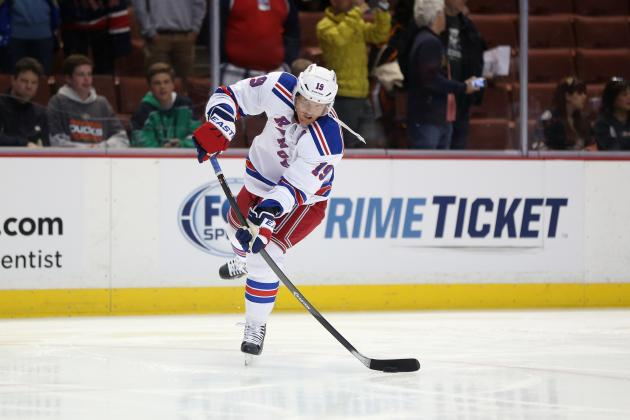 How the New York Rangers Have Improved the Power Play Early in 2013-14