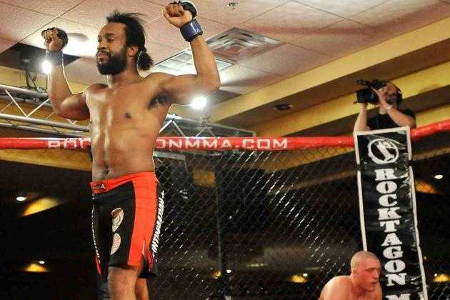 Jason High vs. Anthony Lapsley Added to UFC 167 Anniversary Card