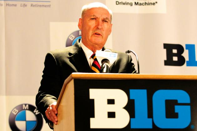 Biggest Takeaways from the Big Ten's Announcement of the 2018 and '19 Schedules