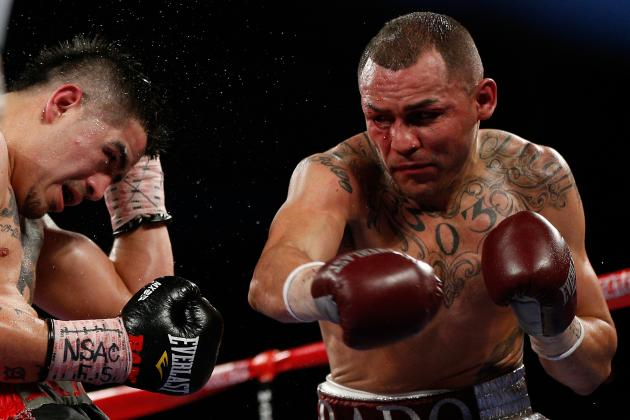 Mike Alvarado Looking at Ruslan Provodnikov Bout as Springboard to Elite Status