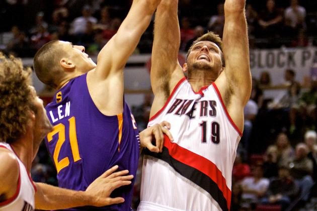Batum: Freeland Is the Training Camp MVP