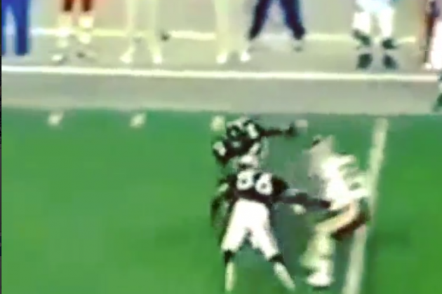 Throwback Thursday: Dante Hall Dropping Defenders