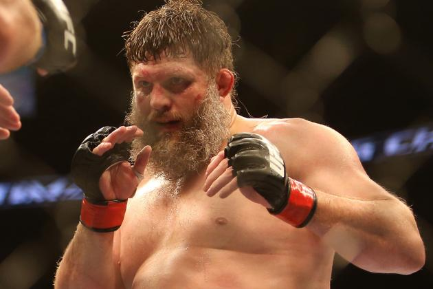 UFC 166: Roy Nelson Says He's Had the 'Crappiest Camp Ever'