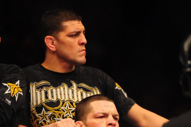 Dana White: Nick Diaz 'Doesn't Want to Fight'