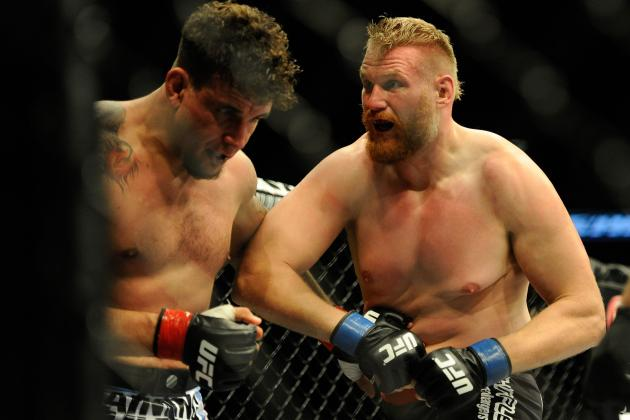 UFC 164: Rob Hinds Explains Decision in Josh Barnett-Frank Mir Fight