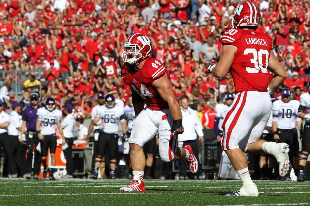 Wisconsin's LB Is Going to Take Field Goals from 45-Yards+ This Saturday