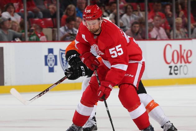 Niklas Kronwall Injury: Update on Red Wings Star's Concussion, Return Date