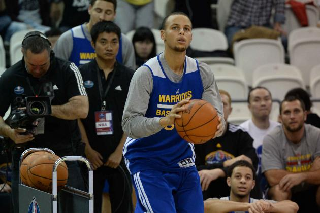 Stephen Curry on Track to Break His Own 3-Point Record?