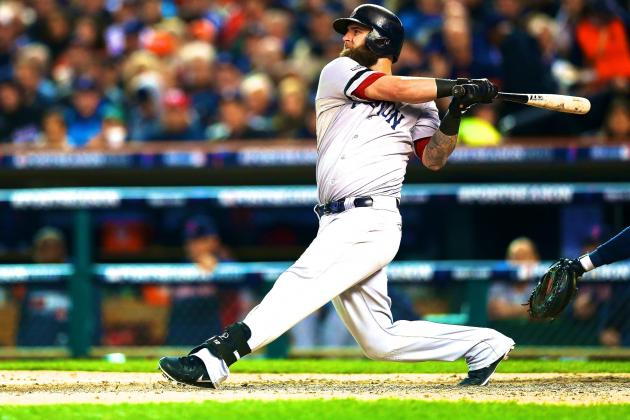 Detroit Tigers vs. Boston Red Sox Game 5: Live Score and ALCS Highlights