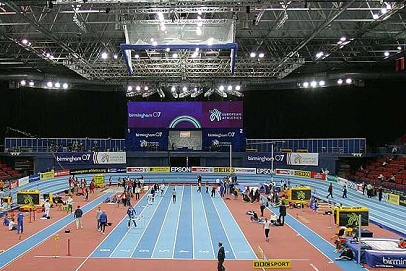 Birmingham's Bid to Host 2016 World Indoor Championships Faces Threat