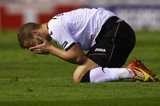 Roberto Soldado Must Improve Amid Javier Hernandez Rumours